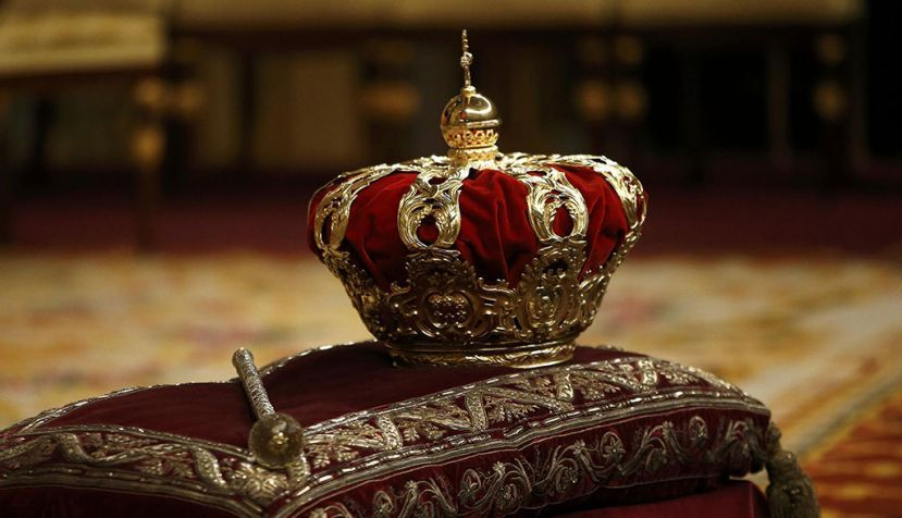 The Crown made in Spain
